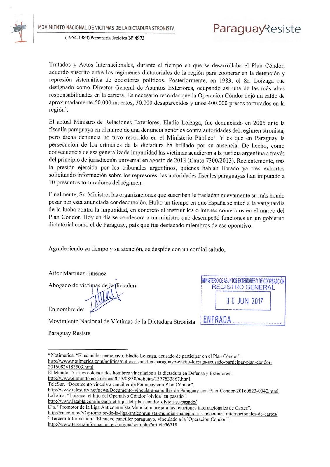 CONFERENCIA: UN GENOCIDIO OLVIDADO. \