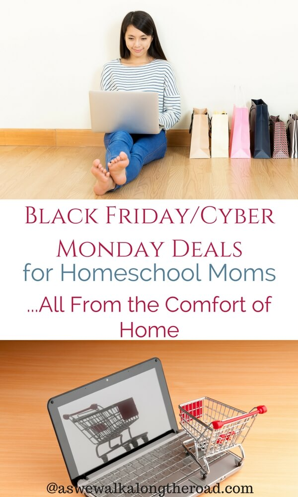 Black Friday Deals for Homeschool Moms #homeschooling #BlackFriday
