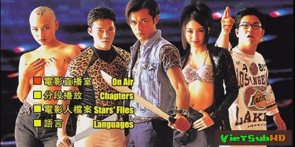 Phim Long Hổ Đường Cùng VietSub HD | Street of Fury 1996