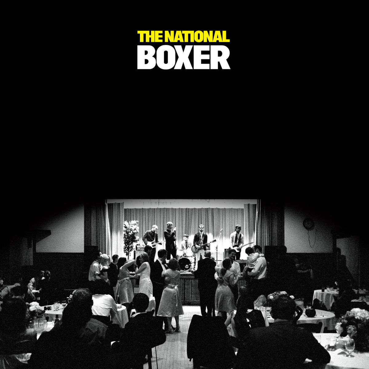 Room 215 Rip Ost: The National – Boxer [iTunes Rip AAC M4A]