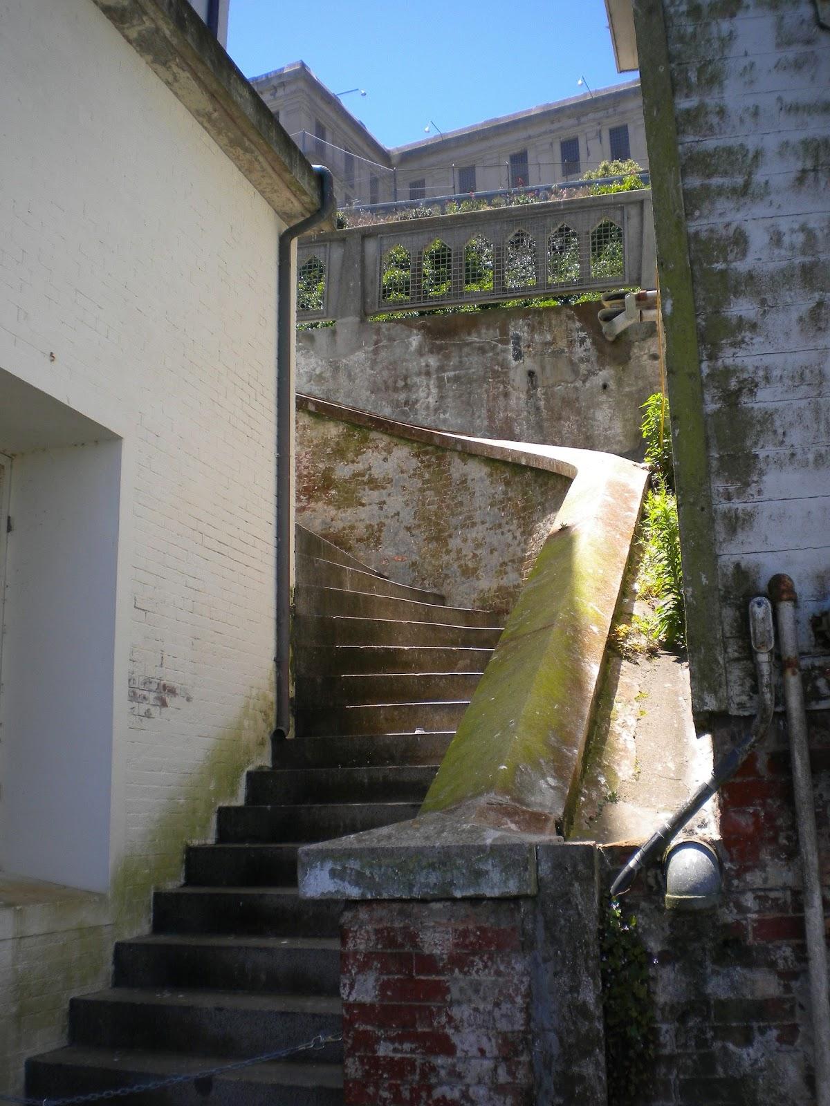 alcatraz the rock prison island vankilasaari san francisco matkailu matkajuttu mallaspulla