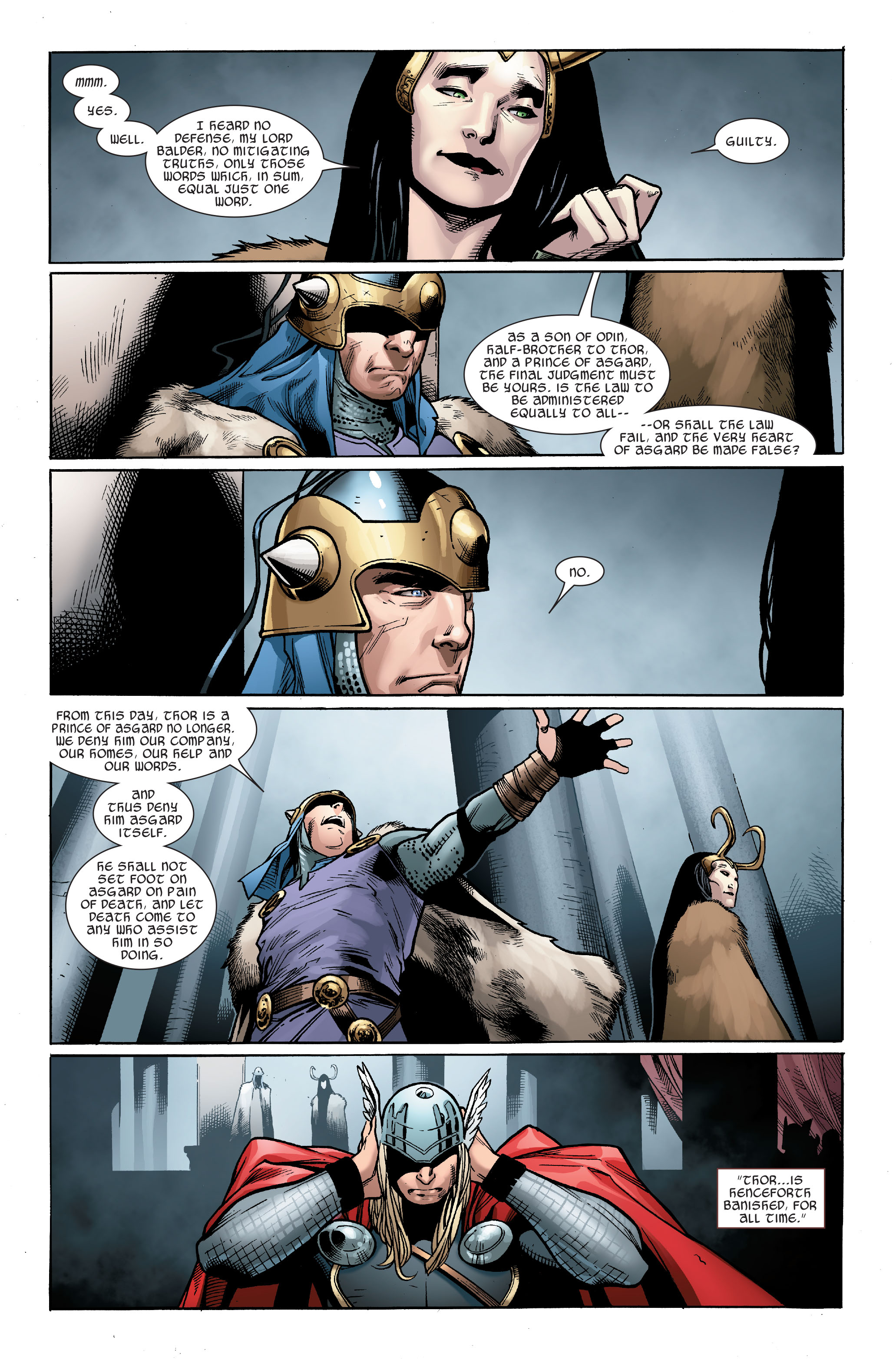 Thor (2007) Issue #600 #13 - English 41