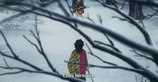 Kimetsu no Yaiba capitulo 1 sub español