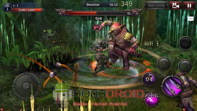 Download Shadowblood Apk