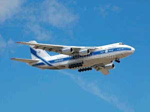 Antonov An-124 Ruslan Specs, Cargo Payload, Engine, and Price