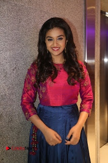 Actress Keerthi Suresh Stills at Remo Success Meet  0102.JPG