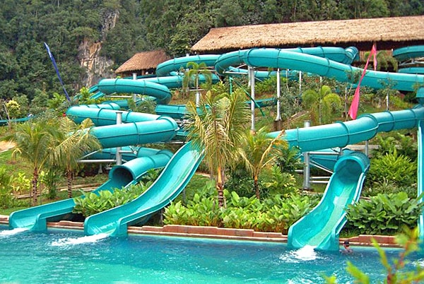 Water Park Qi City