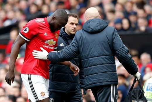 Manchester United star Romelu Lukaku 'ready to play through the pain barrier' in FA Cup final