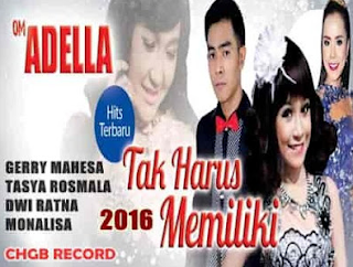 Mp3 Lagu Dangdut Koplo OM Adella Full Album