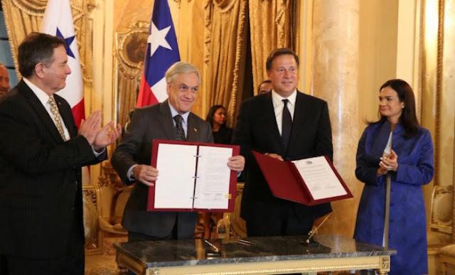 Chile y Panamá expresaron preocupación por las crisis que afrontan Venezuela y Nicaragua