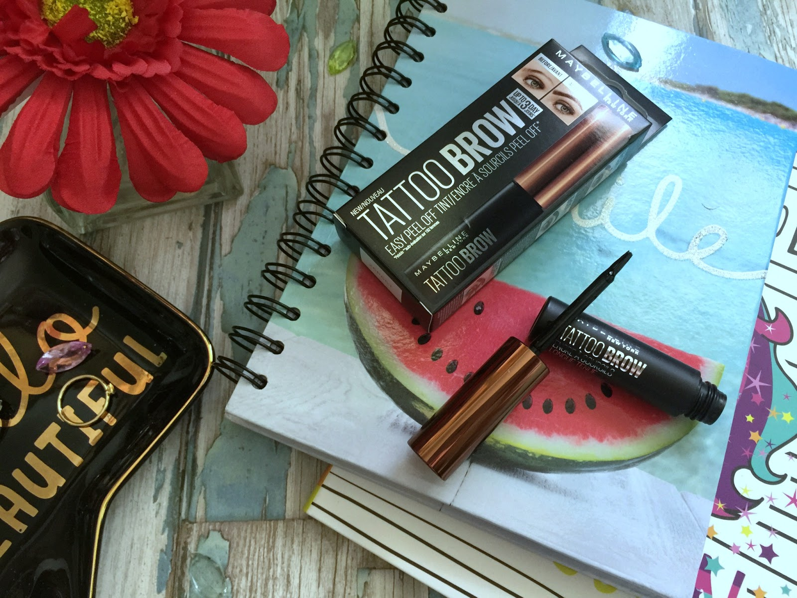 maybelline tattoo brow review