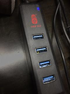 Chuanyu H302 4 USB 3.0 Hub Review
