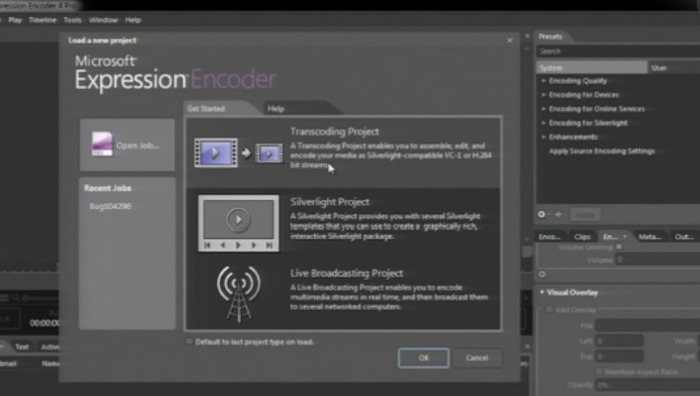 Best Answer: Encoder 4 will record from both the microphone and the speakers by default. When the program starts click on Settings and you can choose from both, either or no audio source. When the program starts click on Settings and you can choose from both, either or no audio source.