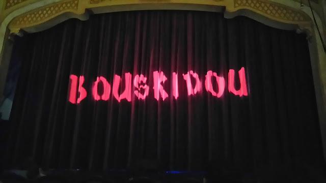 Bouskidou, concert, rock, Nantes, Hangar à bananes, Théâtre 100 noms, bullelodie