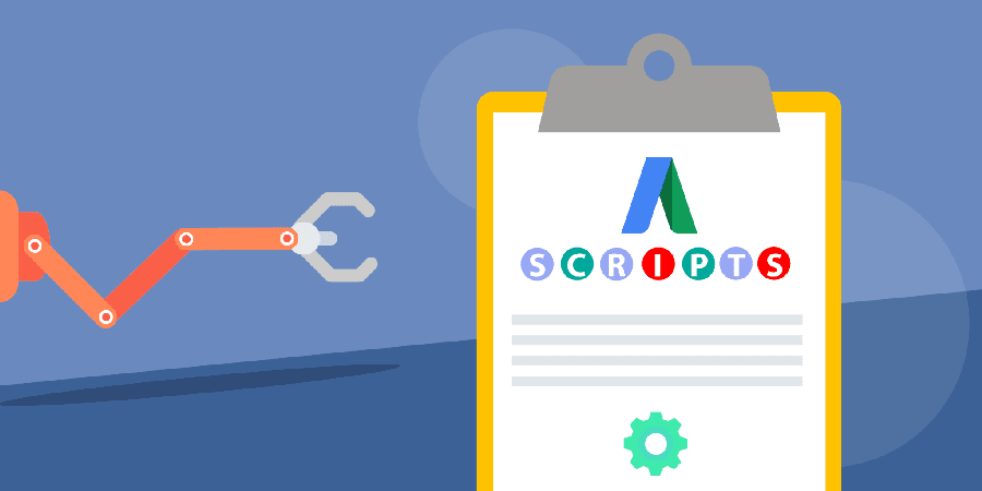 Google Ads script