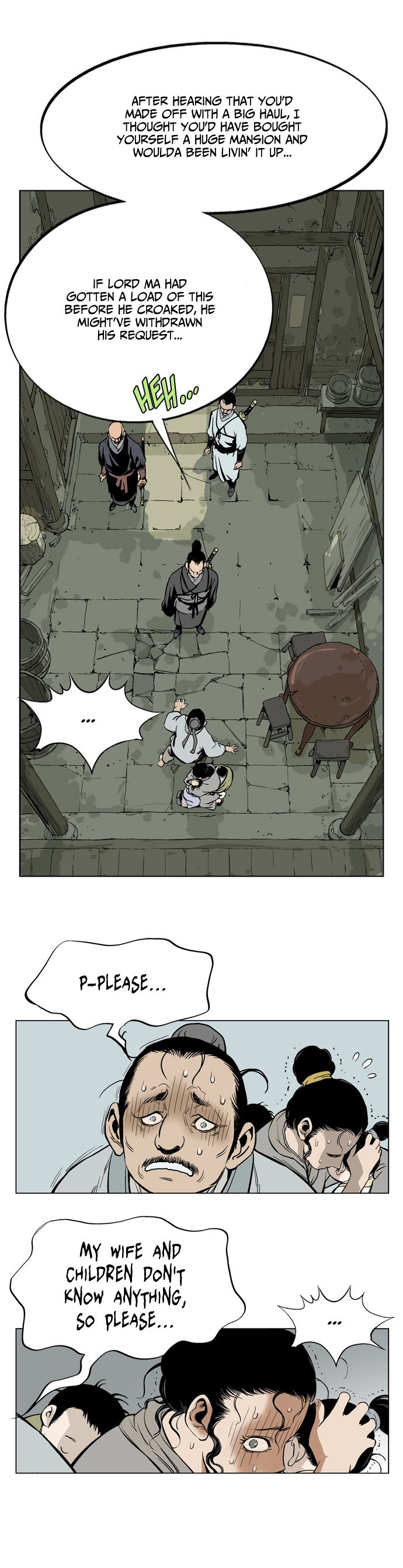 Gosu (The Master) - Chapter 23