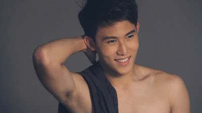 [Attitude Thailand] - behind the scene - cover FAME CHAWIN