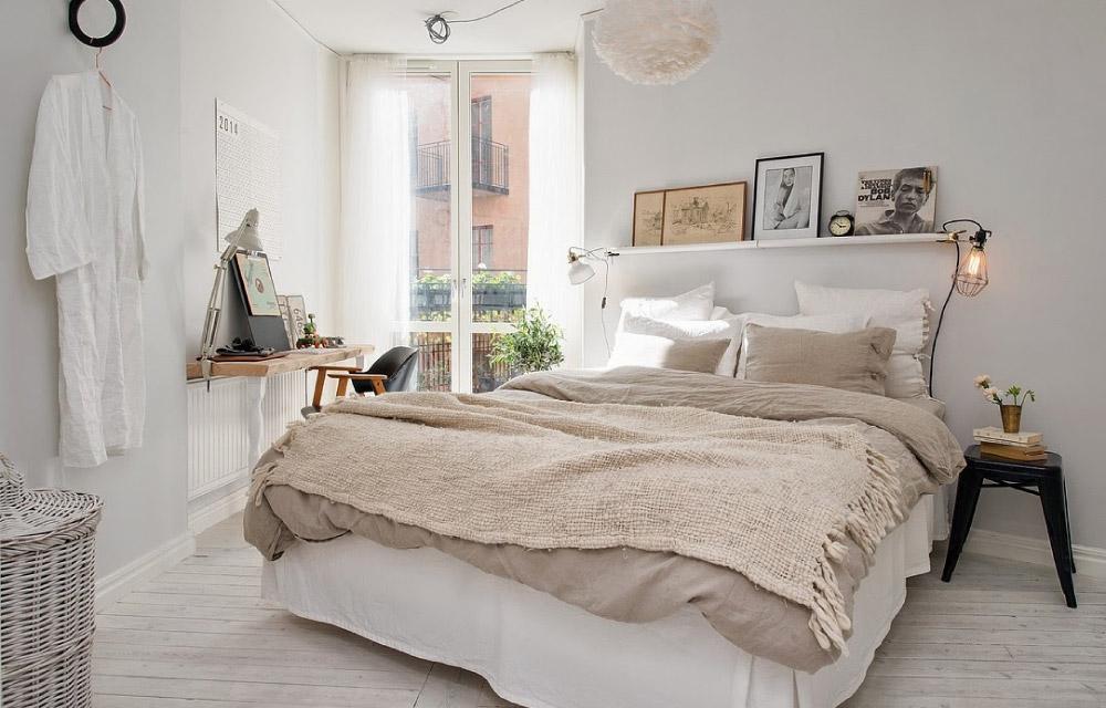 È un ambiente riservato, che deve trasmettere calore e comfort. Arredare Una Camera Da Letto Piccola Dettagli Home Decor