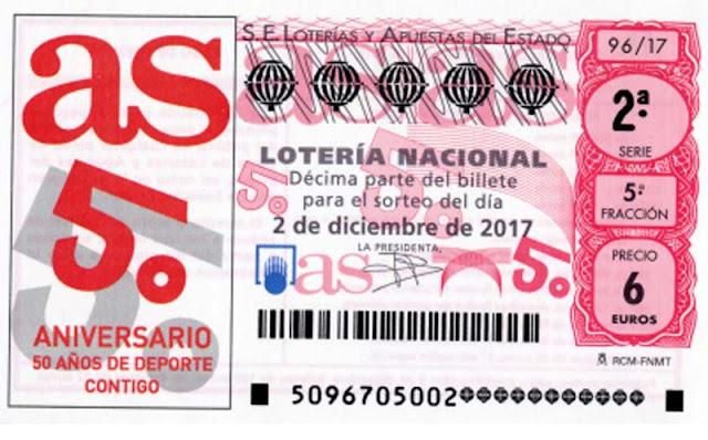 loteria nacional hoy sabado 2 diciembre 2017
