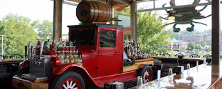 1926 Chevy Truck bar attraction