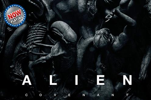 Film ALIEN: COVENANT Bioskop