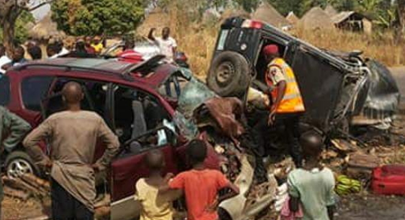 fatal accident benue state makurdi gboko road