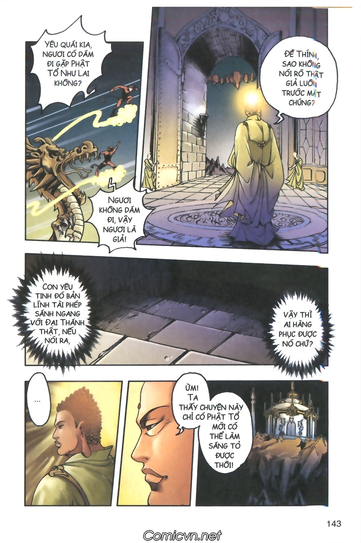 Tây Du Ký màu - Chapter 104 - Pic 26