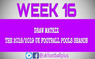 This week draw matrix