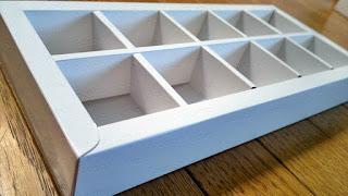 Kotak | Box coklat isi 10 (5x2)
