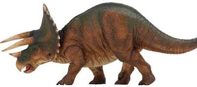Nama-Nama Dinosaurus Triceratops