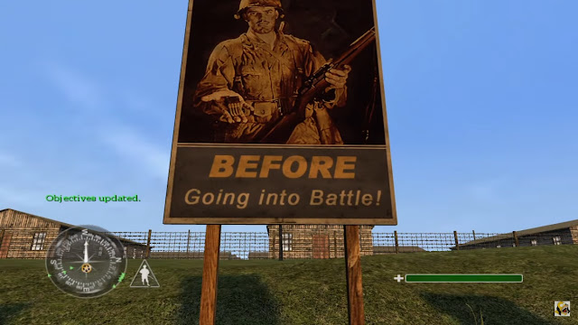Call Of Duty Classic - Xbox 360 (Arcade) - Multi5 - Captura 1