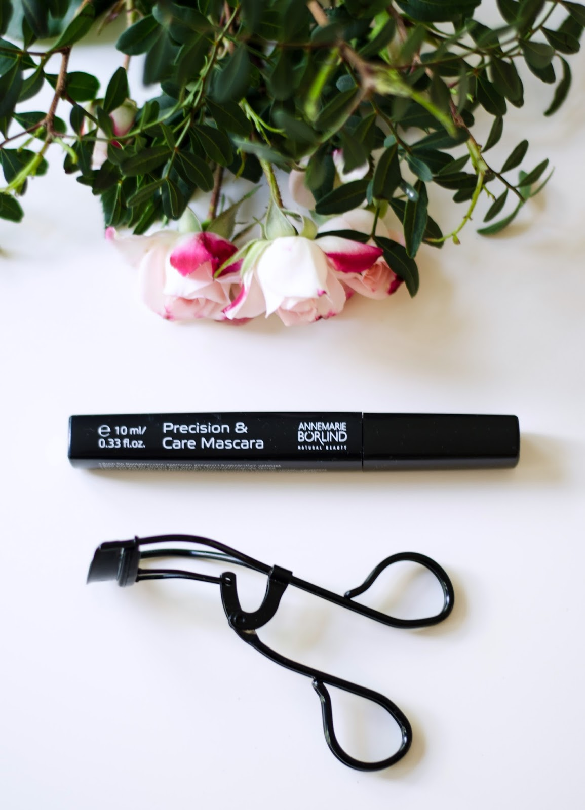 annemarie borlind natural make up mascara