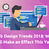 Web Design Trends 2018: What Will Make an Effect This Year?