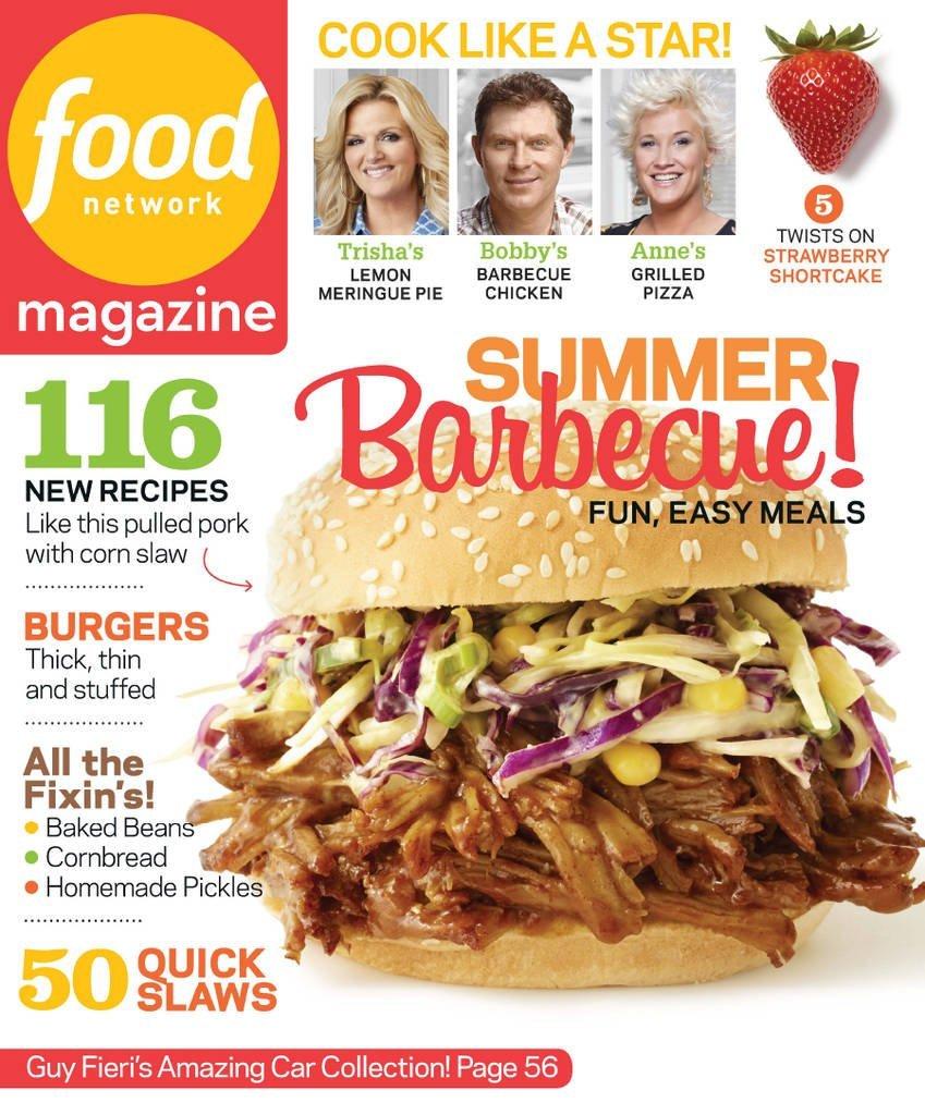 Foodnetwork Com The Kitchen: Food: Food Network Magazine