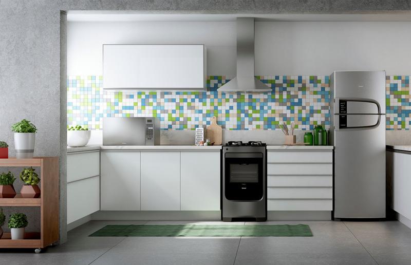 5 maneiras de dar uma cara nova para a sua cozinha!