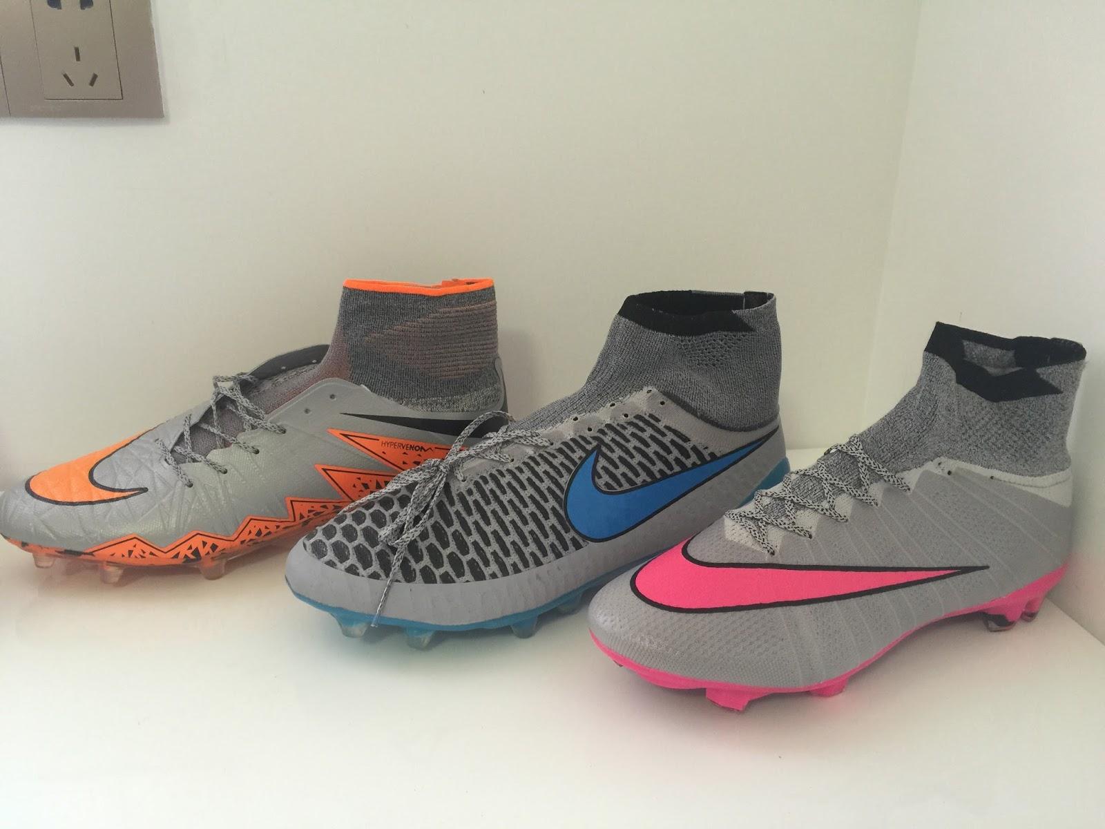 new concept 2c860 50703 Sportscleatscheap.com: Grey / Pink Nike Mercurial Superfly ...