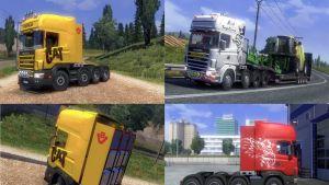 Truck Scania 4 v 2.3
