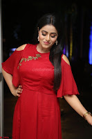 Poorna in Maroon Dress at Rakshasi movie Press meet Cute Pics ~  Exclusive 16.JPG