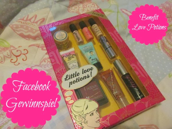 benefit Love Potions Facebook Gewinnspiel - Madame Keke Fashion & Beauty Blog