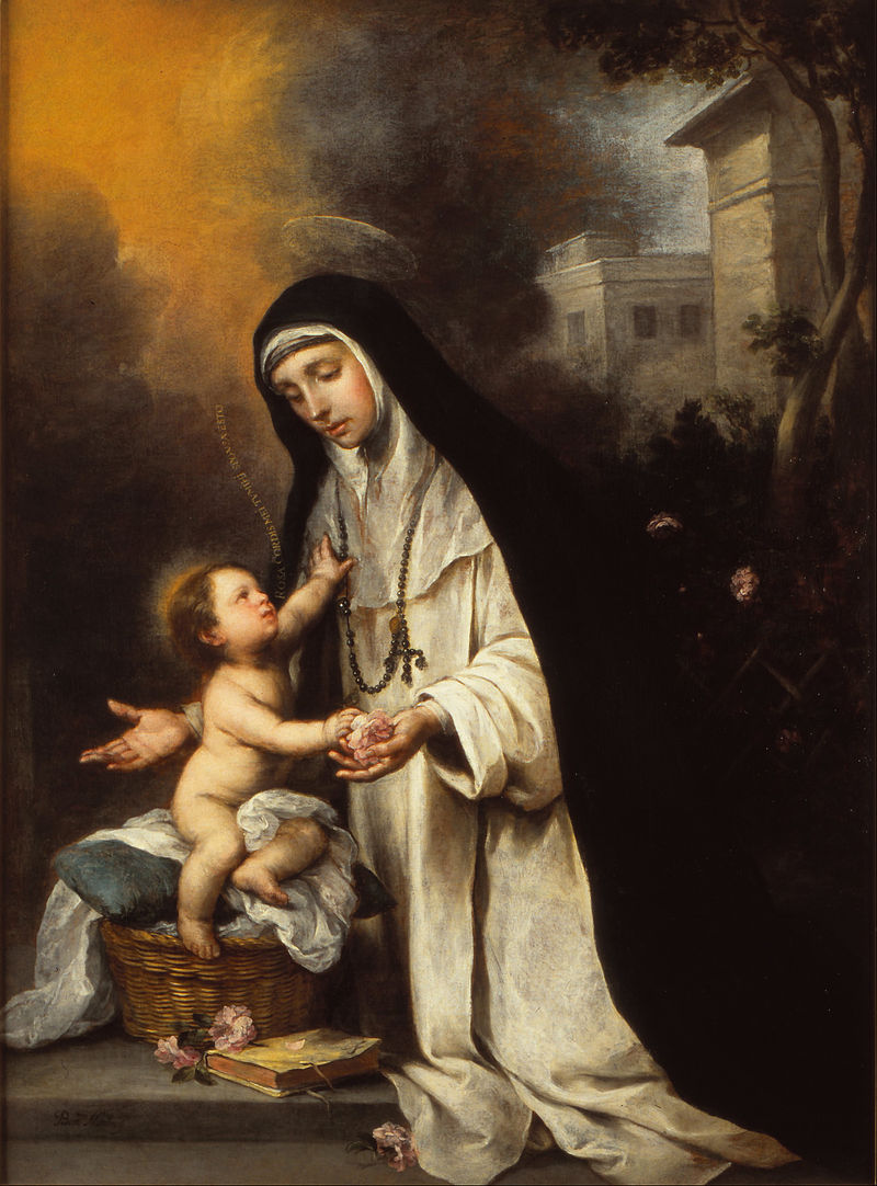 St. Rose of Lima, c. 1670