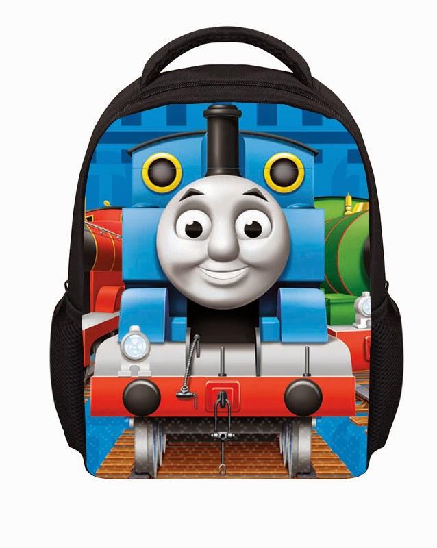 Gambar tas thomas and friend untuk anak
