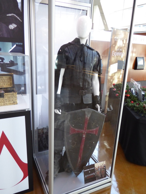 Assassins Creed soldier movie costume