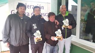 SYPB2743 - Rockfishing: Campeonato autonómico gallego 2018