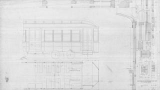 Type 3 Streetcar Blueprint