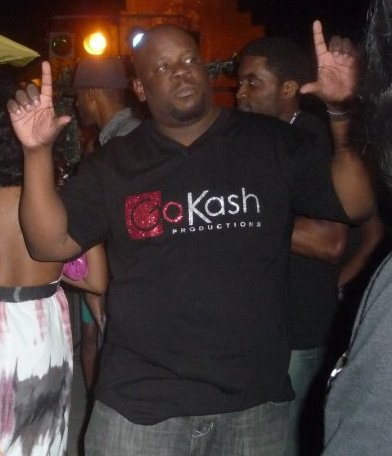 Kash Goins