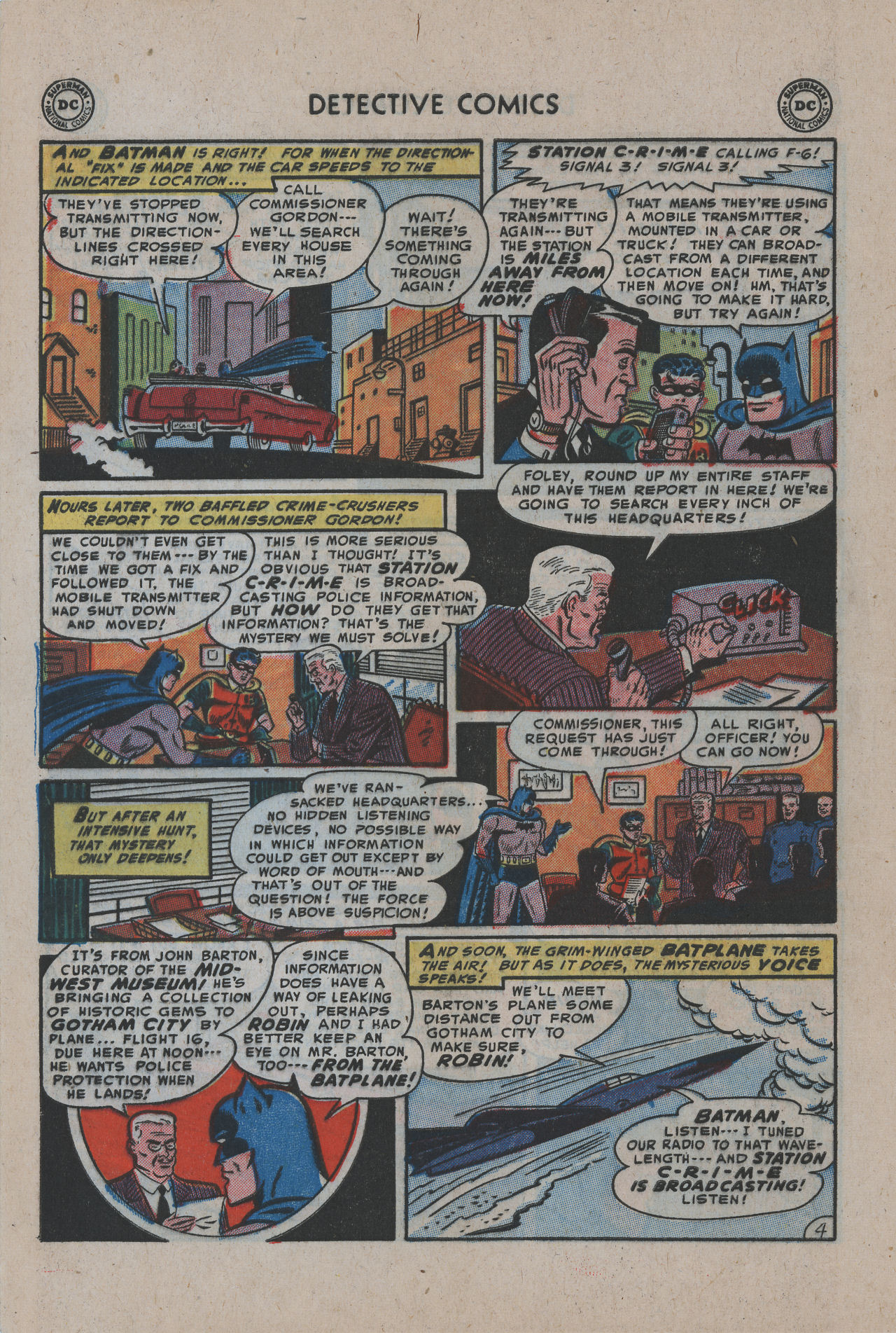 Read online Detective Comics (1937) comic -  Issue #200 - 7