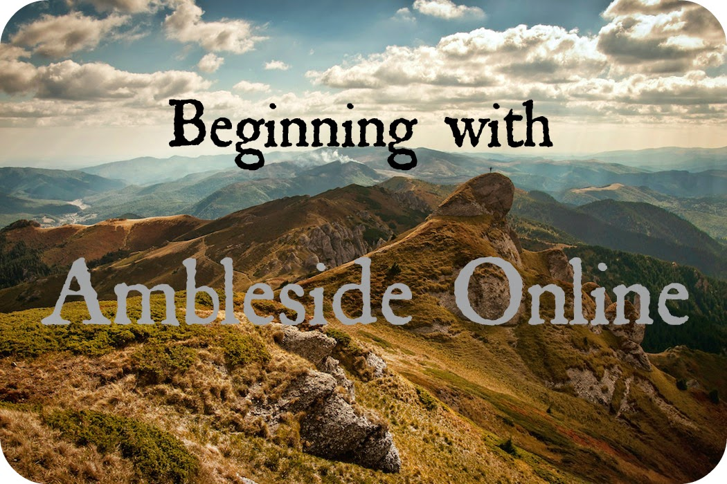 Beginning with Ambleside Online