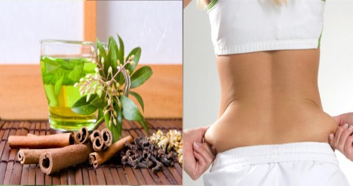Amazing: This Tea Will Help You Get Rid of 8cm in Your Waist in Just 1 Week!
