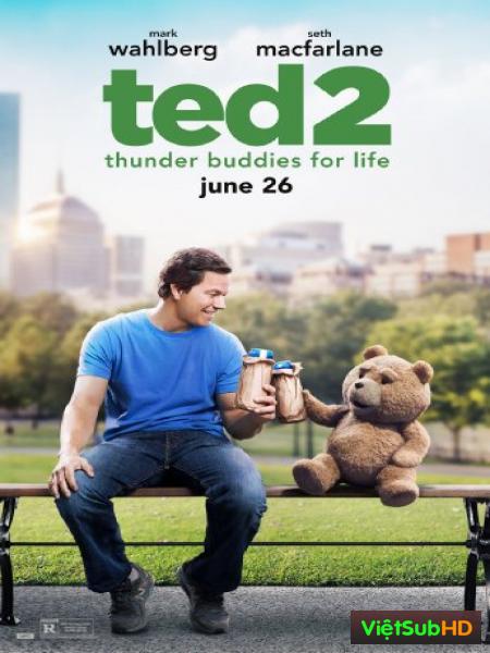 Chú Gấu Ted 2