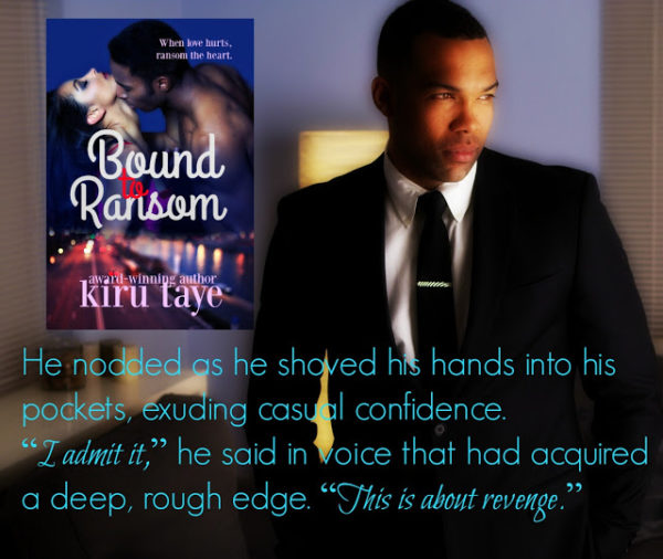 "This edition of Literally What's Hot is actually very hot! Our featured book for today is ""Bound To Ransom"""